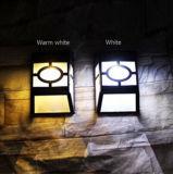 PIR 세륨 RoHS를 가진 옥외 태양 LED 벽 빛 IP65