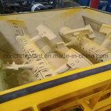 Mélangeur concret professionnel de prix usine de constructeur avec le levage