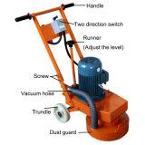 amoladora concreta del suelo del epóxido del disco de la máquina de pulir del suelo 220V sola