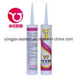 Colle adhésive de miroir de puate d'étanchéité professionnelle de silicones (YH-V7)