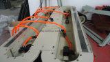 Труба из волнистого листового металла PVC/PE/PP одностеночная делая машину