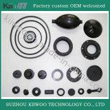 Anel-O personalizado da borracha de silicone da resistência de rasgo da manufatura de China