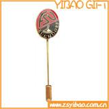 Kundenspezifisches Vergoldungpin-Abzeichen für Förderung-Geschenke (YB-MP-56)
