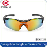 Glazen van de Sporten van de Bescherming van de Fabriek 100%UV van China de Onverbrekelijke