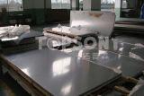 Alta qualidade 201 chapa de aço inoxidável do revestimento do moinho 304 316 2b