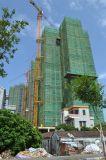 タワー油圧建設用クレーン