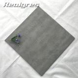 azulejos rústicos de la manera 600X600 del estilo del diseño de Glzazed de la porcelana del suelo de la mirada rústica antideslizante retra del cemento