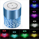 Mini altavoz sin hilos ligero del Portable LED Bluetooth