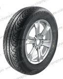 Neumático muy barato chino del coche de la polimerización en cadena con todo el certificado