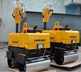 道路工事装置の振動の道ローラー機械
