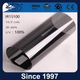 Pellicola solare di ceramica Nano UV della tinta di vetro di finestra dell'automobile del blocco