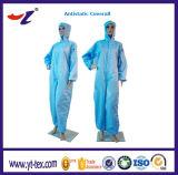 電子工場Workwearのためのリント・フリー帯電防止コート