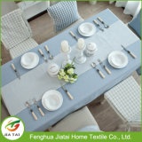 Linhos de tabela modernos azuis do jantar de Easter do disconto grande para a venda