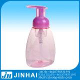 бутылка насоса пластичной пены 30ml 50ml 120ml 150ml косметическая прозрачная