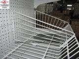 Venda quente! Prateleira do supermercado/sistema Shelving do supermercado/cremalheira de indicador de aço laminados