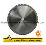 La circulaire de CTT scie la lame pour le métal de découpage