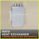 Heißer verkaufenEdelstahl-Luft-Wärmetauscher mit gewundenem Gefäß