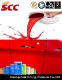 Автомобиль 2015 Refinish цвет металлической краски 1k красный