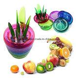Frucht-Pflanzengut eindeutige kühle Hauptküche bearbeitet Schneidmaschine-ZitrusfruchtJuicer Esg10201 Gerät-Frucht Salat-Hersteller-Frucht-Schneidmaschine-Avocado-Schneidmaschine-Zitrusfruchtpeeler-Apple