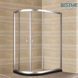 Zeitgenössischer ausgeglichenes Glas-Aluminiumlegierung-Dusche-Raum (BL-Z3510)