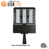 150W 110lm/W IP65는 5years 보장을%s 가진 LED Shoebox 빛을 방수 처리한다