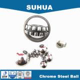 Bola del acerocromo de la fábrica AISI 52100 1m m de China para la venta