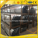 Lumbrera de aluminio elíptica del obturador elíptico de aluminio de la fuente de la fábrica