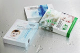 De unieke Zachte Doos van de Verpakking van de Vouw Duidelijke Kosmetische