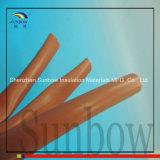 Calor vermelho da oxidação - tubulação shrinkable de Rubbber do silicone