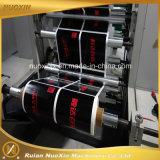 Stampatrice flessografica con la videocamera del PLC