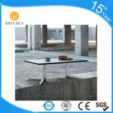 Модная высокая таблица чая типа с ногой нержавеющей стали (CT-V5)