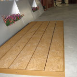고품질 Eco-Friendly 싼 WPC Decking