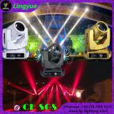 Il mini fascio capo mobile DJ del prisma 5r 200W Sharpy si illumina