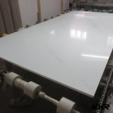 Big Size Slabs Sparkle Grey Mirror Color Quartz Stone