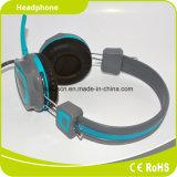 Bon marché au-dessus des écouteurs d'oreille pour le jeu