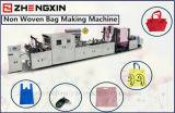 Saco reusável não tecido automático que faz a máquina fixar o preço (ZXL-E700)