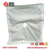 Prensa de filtro automática de Hhydraulic con la placa del compartimiento para la desecación del lodo