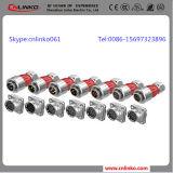 Cnlinko 2pin elektrischer Draht-Verbinder mit Stufe des Schutz-IP67