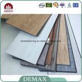 Suelo de madera del vinilo del PVC del grano