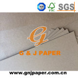Papel que estría de ondulación de Brown de la buena calidad usado en la fabricación de Carboard