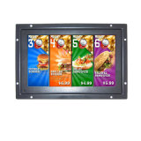 Foto-Rahmen-Monitor geöffneter Rahmen LCD-Digital