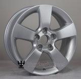 Оправы колеса сплава 15 дюймов для колес автомобиля
