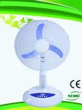 16 pouces de DC12V Table-Restent le ventilateur solaire de ventilateur (SB-ST-DC16C)