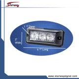 Montagens de advertência da superfície da grade do diodo emissor de luz