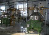Sección del refinamiento de la producción petrolífera para la soja/el cacahuete/el girasol/la rabina/el salvado de la semilla de algodón/de arroz/el germen de la palma