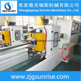 플라스틱 PVC HDPE PE PPR 수관 밀어남/만들기 기계