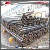 Buen tubo de acero negro del andamio ERW del precio 48.3m m Od