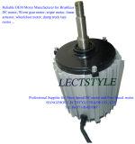 Motor sin cepillo de la velocidad de la variable tres de la C.C. para el extractor del ventilador y del coche de subterráneo