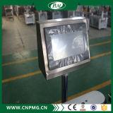 Zhangjiagang P&M에 의하여 주문을 받아서 만들어지는 물병 자동 접착 레테르를 붙이는 기계