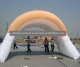 Túnel principal do capacete de Inflatabl Footable do preço de fábrica